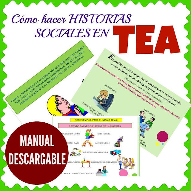 Cómo hacer historias sociales