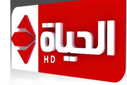 Al Hayat HD - Nilesat Frequency