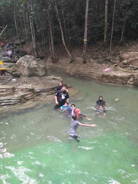 Berkelah Di Taman Rimba Teluk Bahang