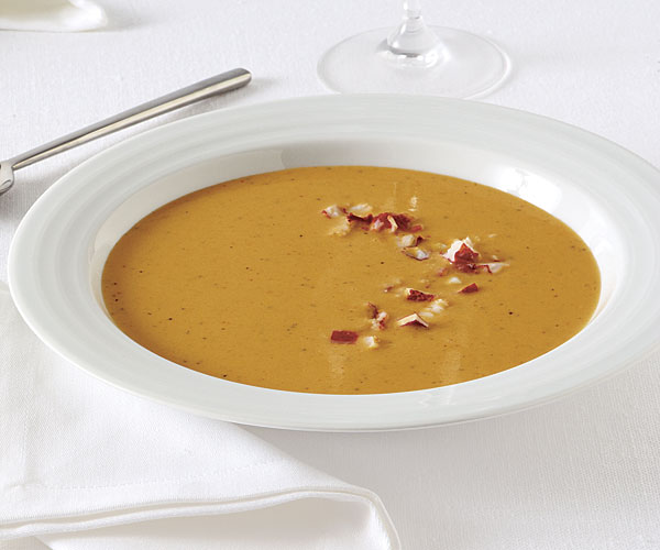 Lobster Bisque Recipes: 碩人其頎 Chichi The Tall And Fair: 1224 耶夕 CHRISTMAS DINNER