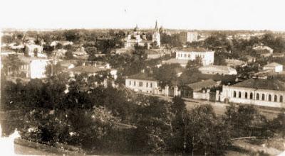 Старобельск. Свято-Скорбященский женский монастырь. Фото 1907 г.