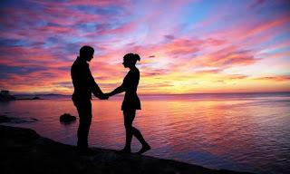 صورة عن الحب: غروب
