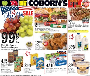 Coborn's Ad This Week July 7 - July 13, 2019