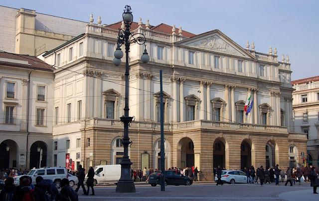 Visita ao Museu La Scala e Teatro em Milão