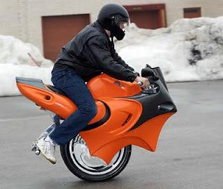 motorsikal unik