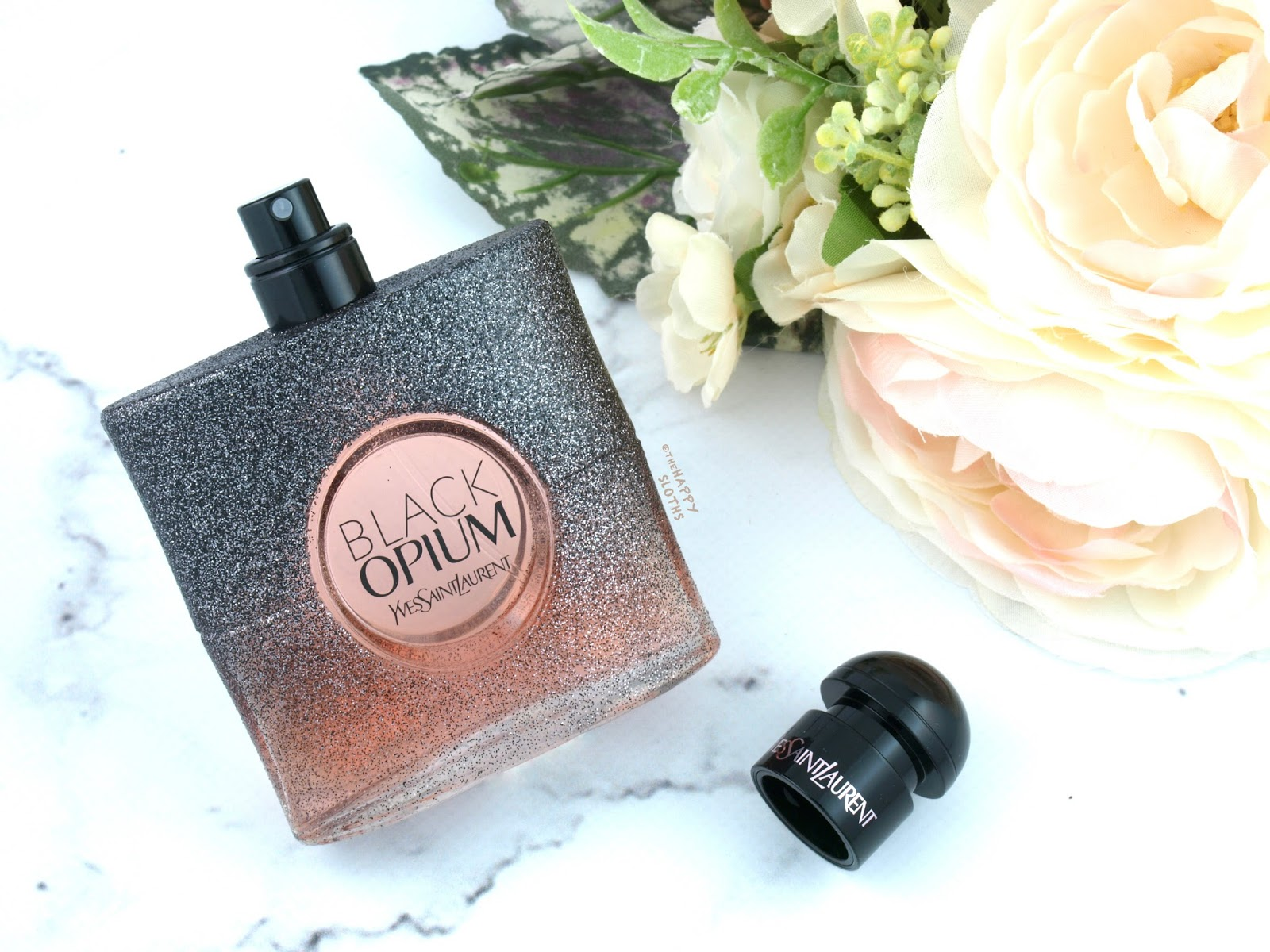 Yves Saint Laurent Black Opium Floral Shock Eau De Parfum Review