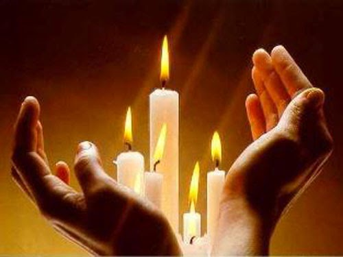 Resultado de imagem para DESPERTANDO O CONHECIMENTO - Acender velas para os Anjos. QUAL O SIGNIFICADO? AS CORES DAS VELAS PONTENCIALIZA O RESULTADO?