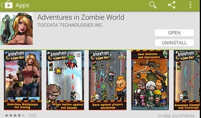 Adventures in Zombie World