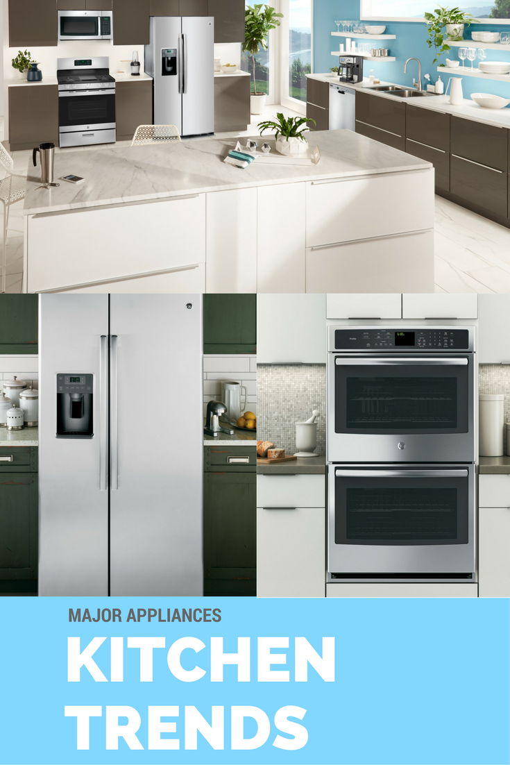 Mommy blog expert major appliance kitchen remodeling for Latest trends in kitchen appliances