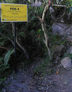 Pos 4 Merapi Via Sapuangin