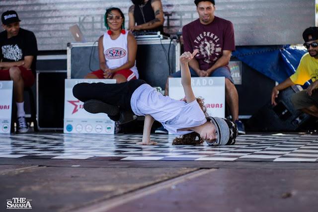 Campeonato de Breaking Super das Ruas sacode litoral de São Paulo trazendo dançarinos de todo o Brasil