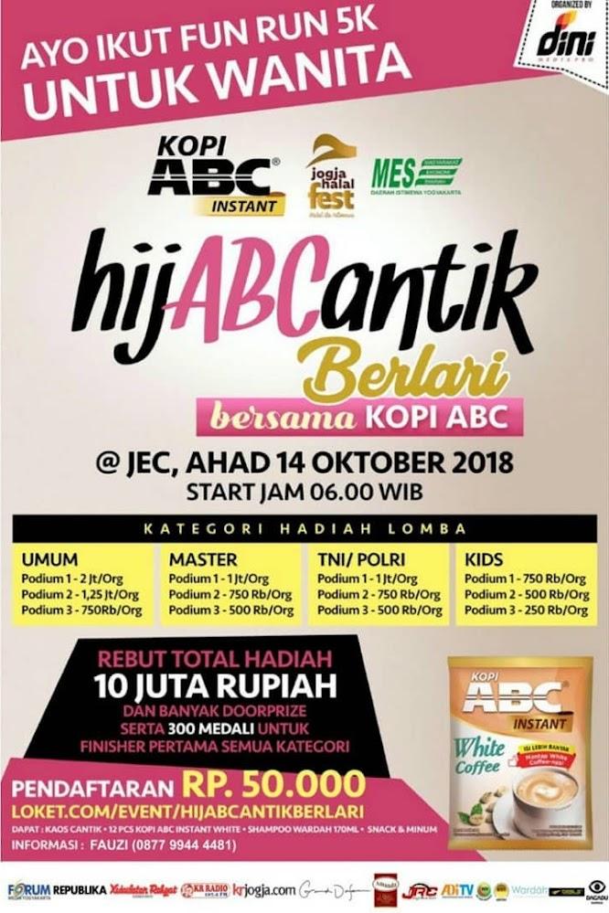 Kopi ABC - Hijab Cantik Berlari • 2018