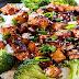 Asian Garlic Tofu Recipe