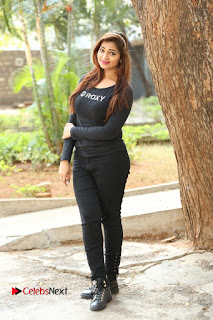 Actress Aswini Latest Stills in Black Denim Jeans  0207.JPG