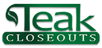 Teak Closeouts - Furniture and accessories