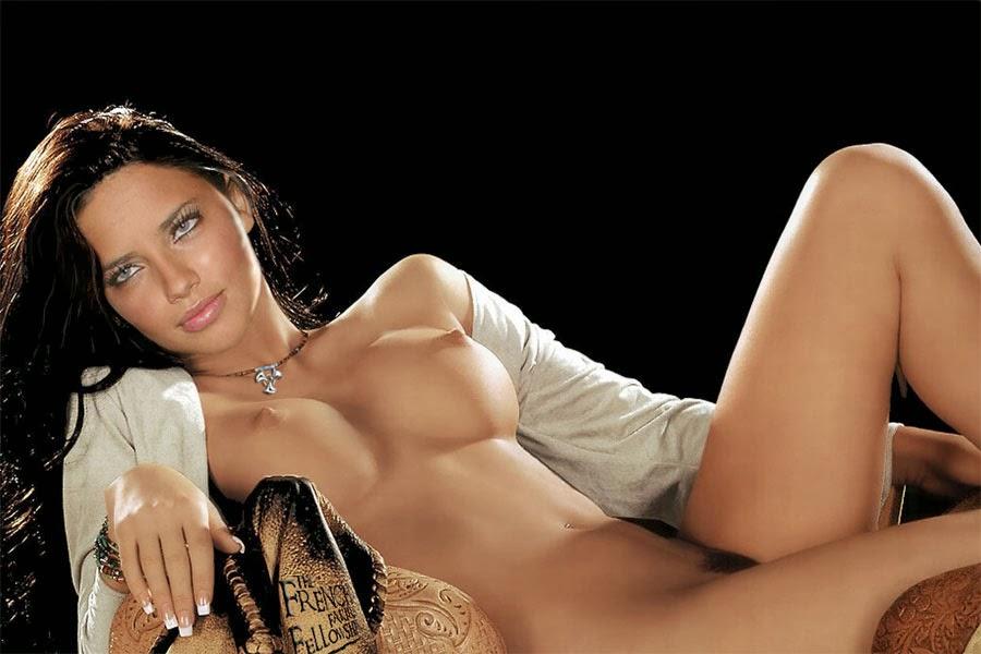 Nude Adriana Lima Pics 80