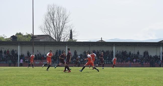 Μεγάλη νίκη του ΓΕΛ Αρναίας στο φοβερό ματς με το ΓΕΛ Βέροιας