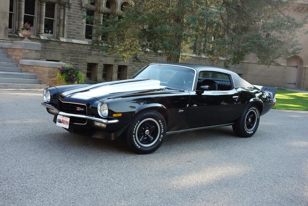 1973 Chevrolet Camaro Z28 Special Order Low Mileage