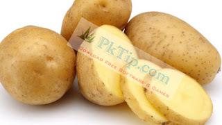 Potatoes For Skin Whitening