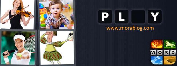 لعبة 4 Pics 1 Word للماسنجر