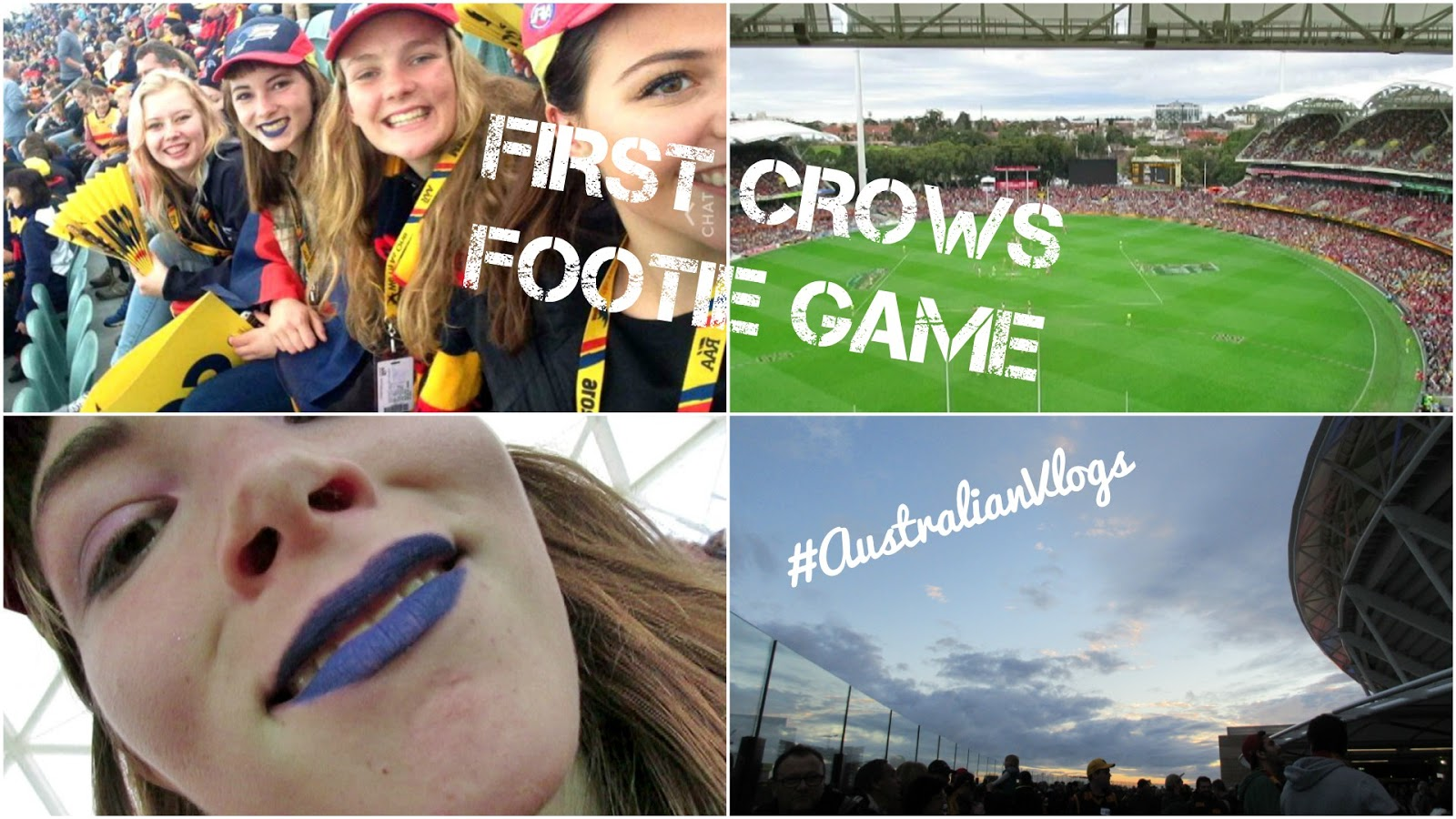 Crows Footie Game