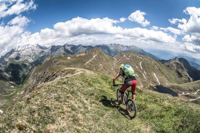 Altfasstal Meransen Trail Mountainbike MTB Seefeldspitze