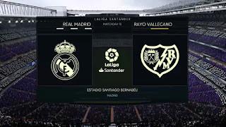مشاهده مباراة ريال مدريد ورايو فاليكانو بث مباشر 15-12-2018 الدوري الاسباني