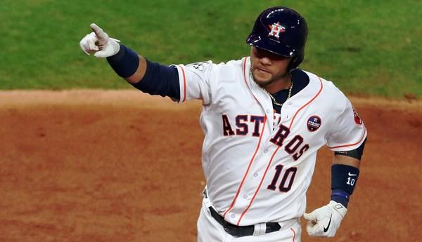 Simplemente no se le puede pedir mucho más a un pelotero de segundo año en las Grandes Ligas que lo que hizo Yulieski Gurriel en 2017 con los Astros de Houston