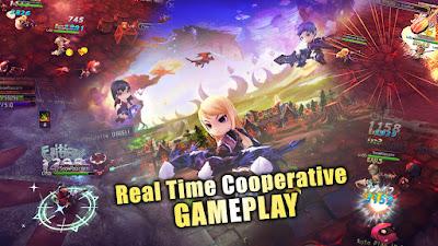 Download Game Acrane Dragons MOD Apk v1.100 God Mode Android Terbaru