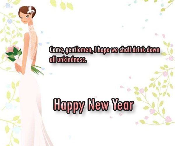 Wonderful Happy New Year Quotes 2016 Images