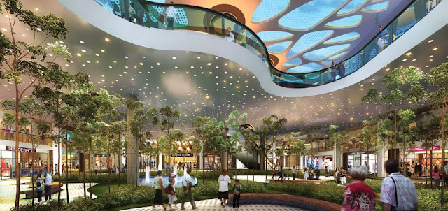 An artist impression of The Atmosphere Seri Kembangan