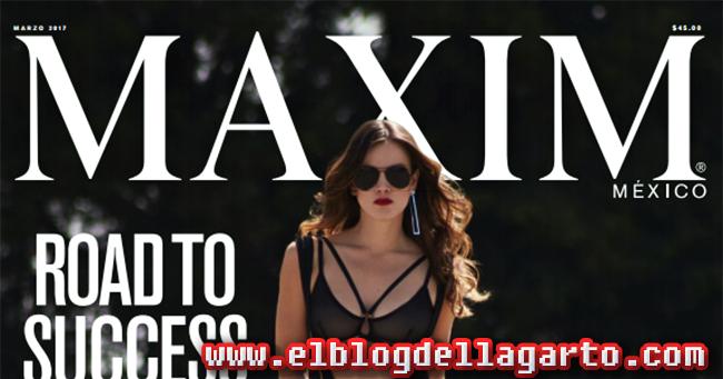 Maxim Mexico - Marzo 2017