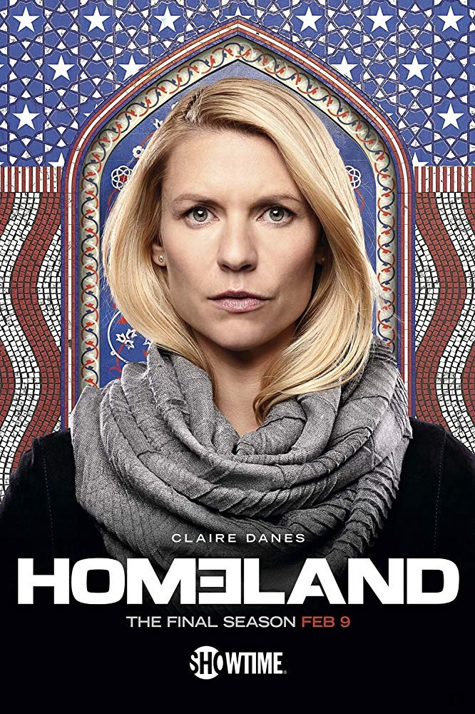 Homeland – Saison 8 [Streaming] [Telecharger]