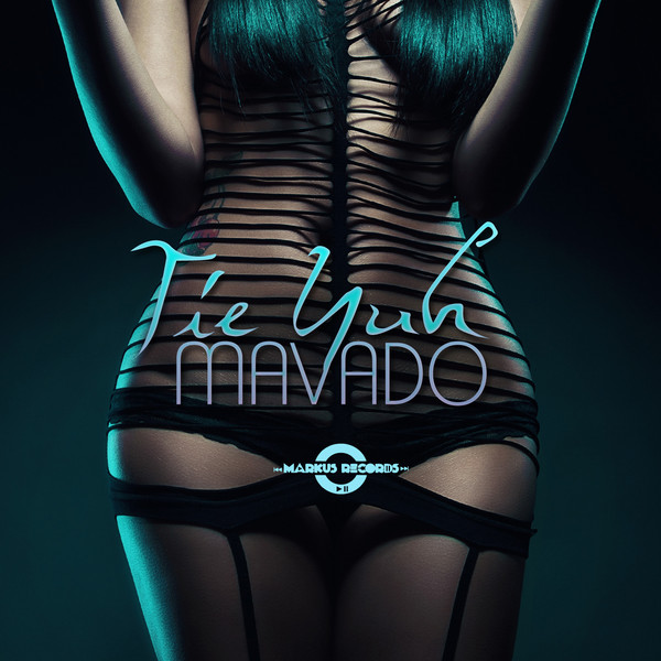 Mavado - Tie Yuh (Persian Mat) - Single Cover