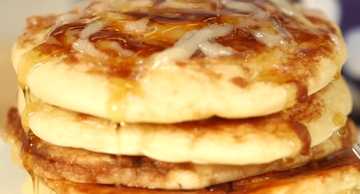 Simple, quick and delicious pancakes recipe