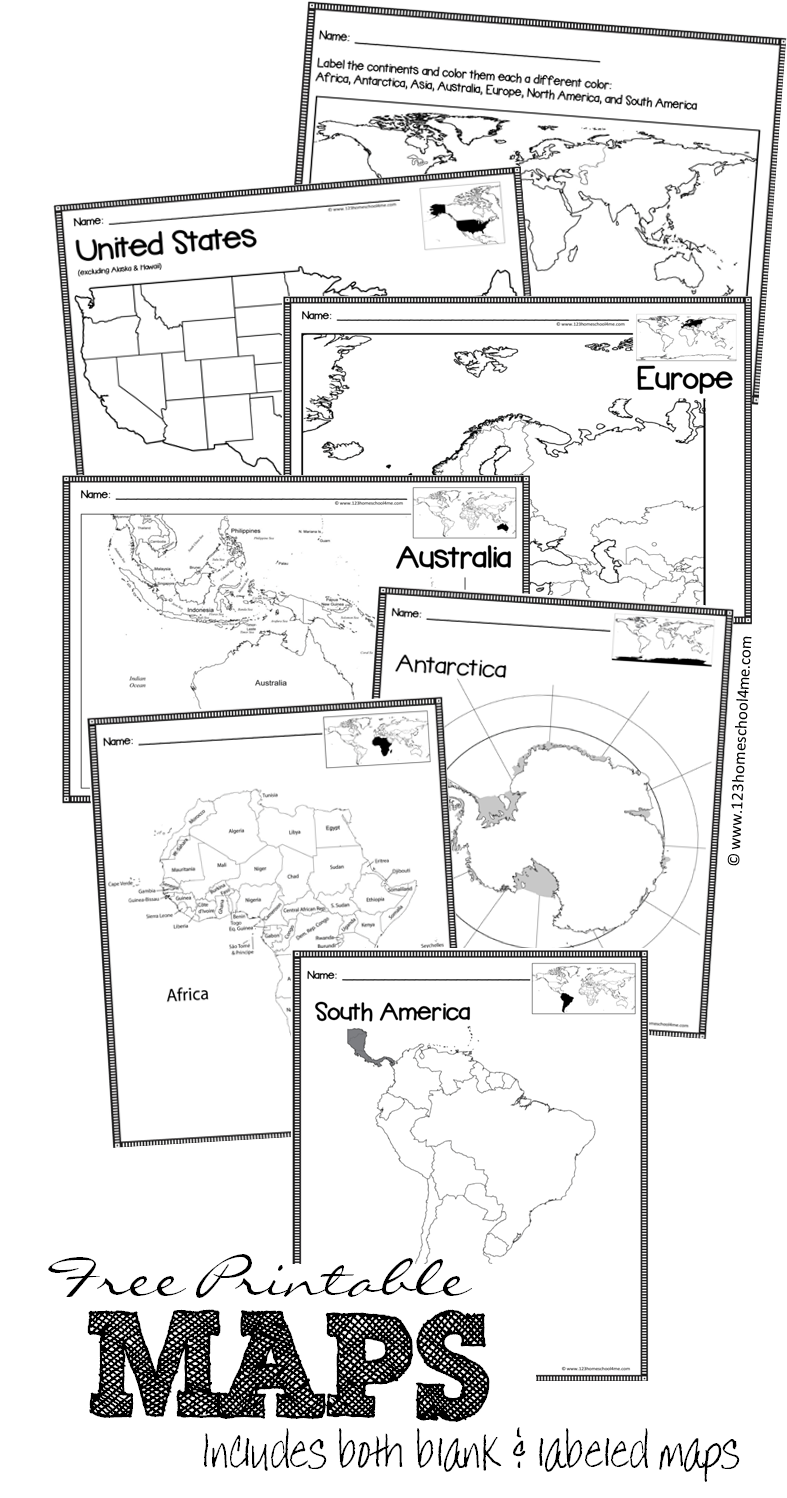 Free printable blank maps gumiabroncs Image collections