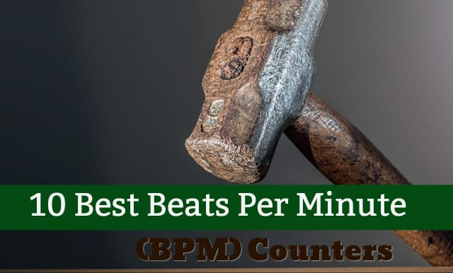 10 Best Beats Per Minute (BPM) Counters