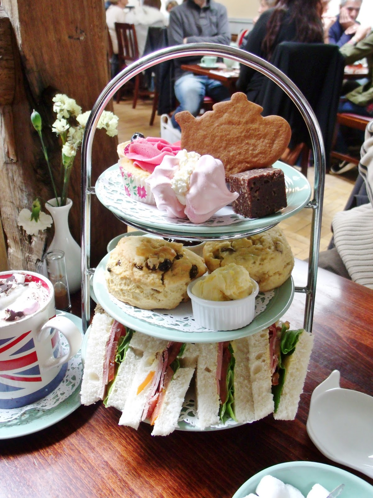 Review Afternoon Tea At The Fourteas Stratford Upon Avon