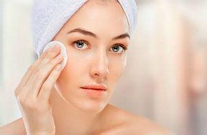 Limpeza de pele com extração em casa