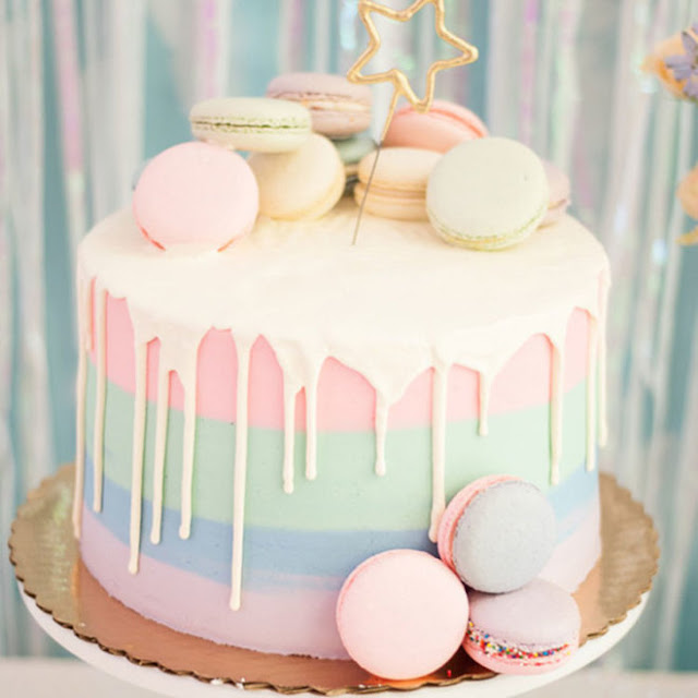 the best birthday cake ideas around the Web. You're sure to find a treat that's perfect for your one-year-old's big day—and it'll be as tasty as it is photo-friendly.