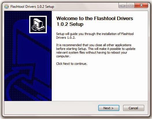 Cara Install Dan Kegunaan Flashtool Untuk Xperia Device 7