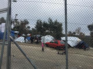 Κομισιόν: Για την κατάσταση στη Μόρια φταίνε η Αθήνα και οι τοπικές αρχές