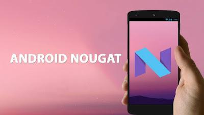 Android 7 en smartphones