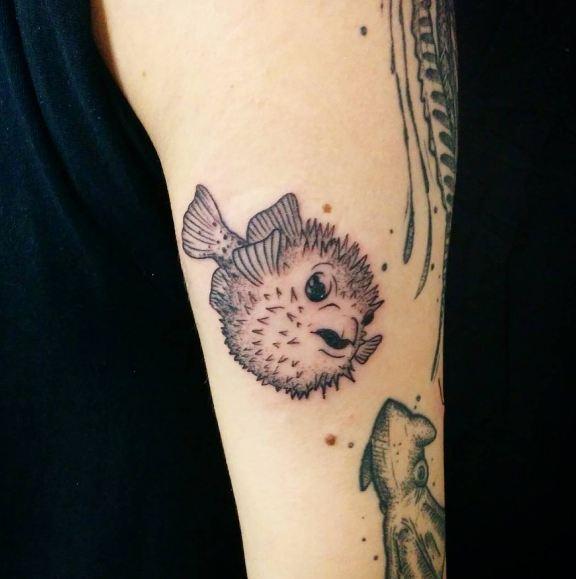 Wildlife Tattoos