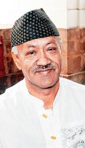 Harka Bahadur Chhetri