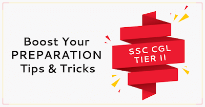 Boost Your SSC CGL TIER II Preparation
