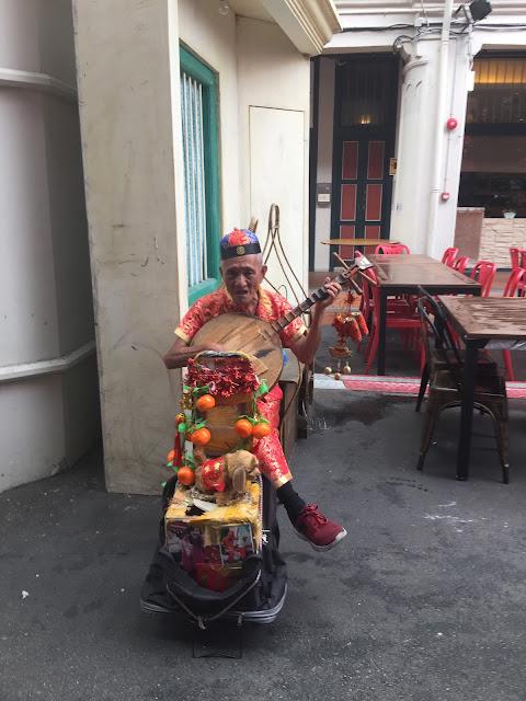 Chinatown Food Street 2018