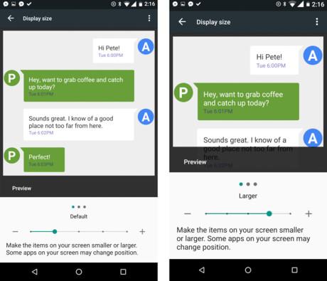 Cách chỉnh độ phân giải màn hình cho Galaxy S7 trên Android N không cần Root