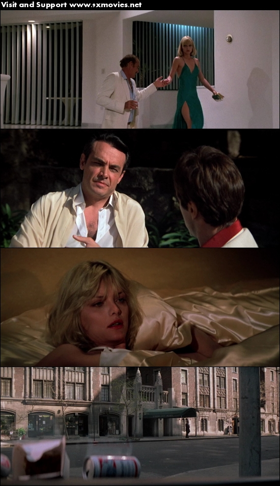 Scarface 1983 English 480p BluRay