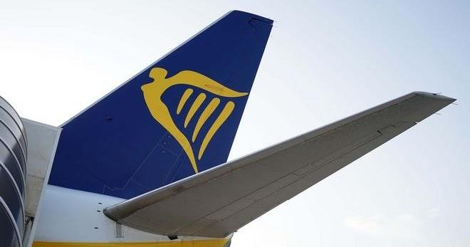H Ryanair ψηφίστηκε για έκτη χρονιά ως η χειρότερη αεροπορική εταιρία